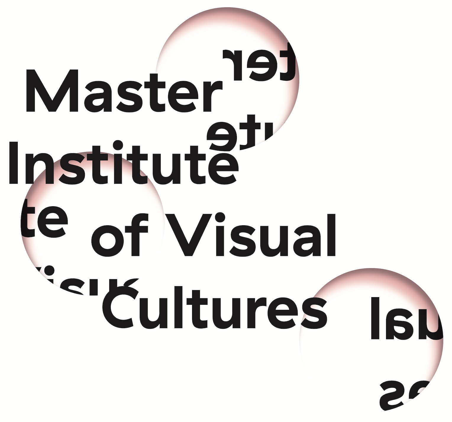 Logo for Master Insitute of Visual Cultures – St. Joost
